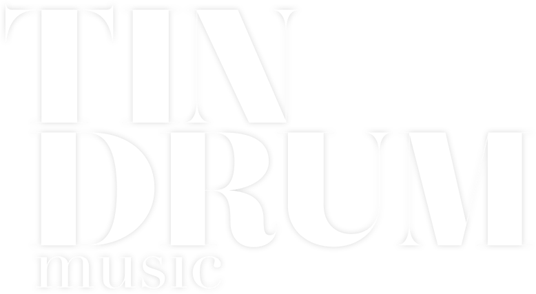 Tin Drum Music Logo